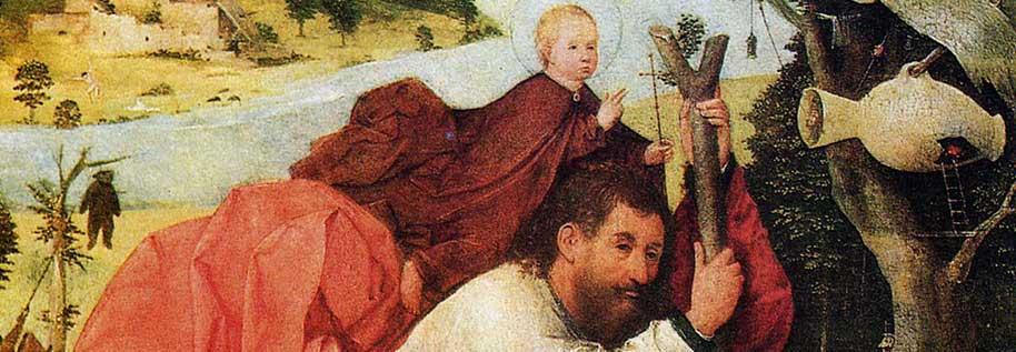 Saint Christopher Patron Saint of Travelers